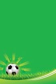 soccer poster background