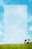 soccer poster background